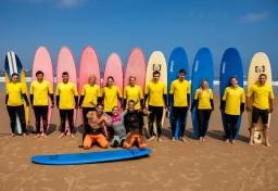 LA GROSSE INTERVIEW SURF CAMP ESPAGNE