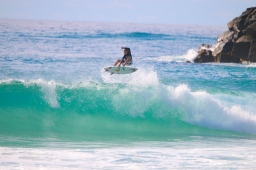 Le prodige du surf à la sauce Kyllian Guerin…