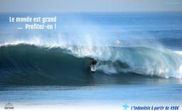Embarquement immédiat pour un surf trip à Bali!