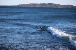 Au pays des éléments capricieux, le surf en Méditerranée