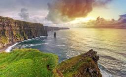Pourquoi faut-il aller surfer en Irlande ?